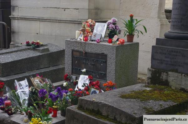 hrob Jimiho Morrisna