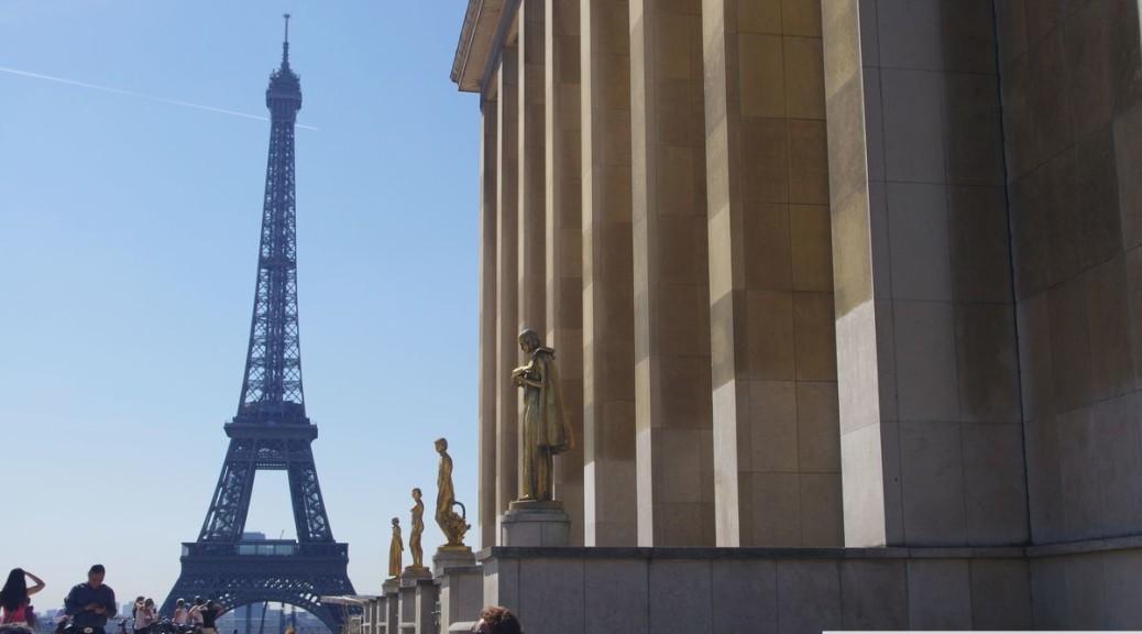 poznavaci zajezd Pariz