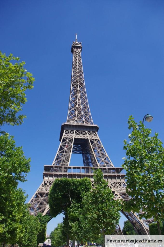 Eiffelova vez 3