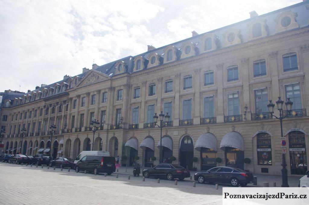 Hotel Ritz Pariz